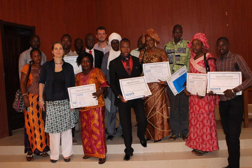 Spark Mali entrepreneurs young Segou