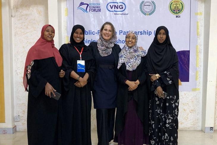 PPP Workshop Somaliland